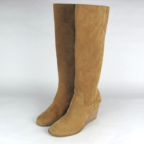 ebd8b6e8c0be Lucky Brand Shoes - LUCKY BRAND LK-Yacie Honey Wedge Boots 10 M